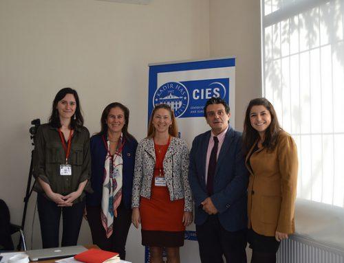 UNDP IRH ortaklığıyla ile''Sürdürülebilir Kalkınma-II' Eğitimi Yapıldı