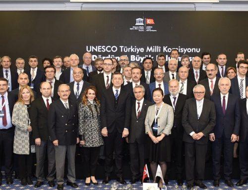 UNESCO Türkiye Milli Komisyonu 4. Büyük Buluşma Toplantısı 17 Kasım 2018'de Antalya gerçekleştirildi